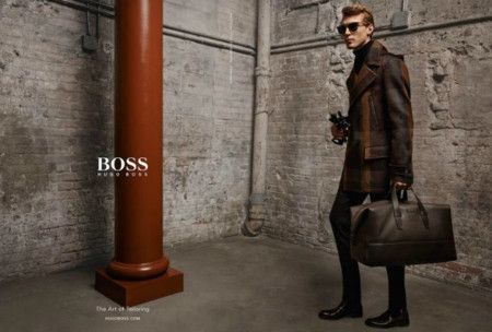 Boss Hugo Boss 2016 Fall Winter Mens Campaign 001