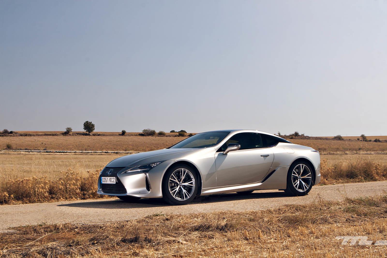 Foto de Lexus LC 500 (8/40)