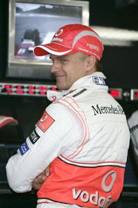 McLaren renueva por un año a Heikki Kovalainen