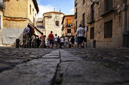 Turistas Toledo