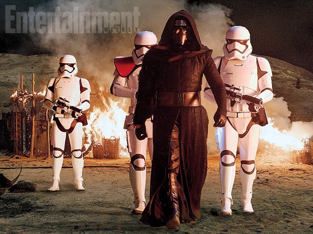 Foto de 'Star Wars VII: El despertar de la fuerza', nuevas fotos oficiales (1/11)