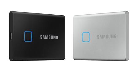 Este SSD no solo puede guardar 2TB de información en un espacio pequeño, también la protege con nuesta huella