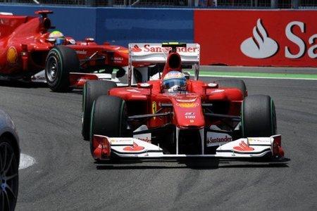 Llegan las urgencias a Ferrari