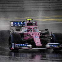 ¡Locura en Turquía! Lance Stroll hace su primera pole en Fórmula 1 bajo la lluvia y Lewis Hamilton saldrá sexto