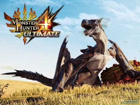 'Monster Hunter 4 Ultimate' llegará a nuestras Nintendo 3DS en 2015