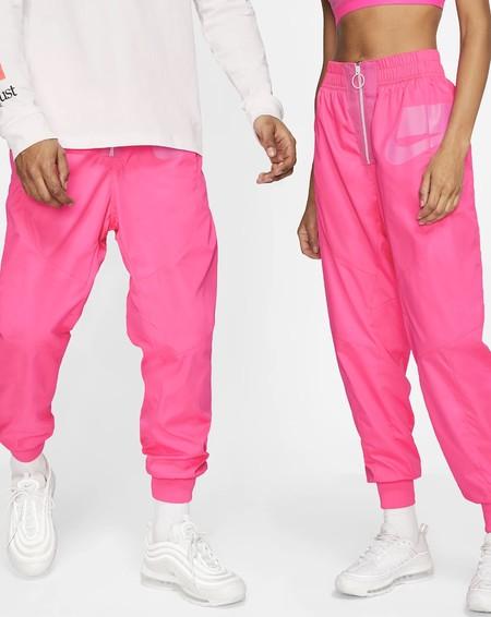 Así son los nuevos pantalones de Nike que vas a querer llevar a todas horas (y no solo para hacer deporte)