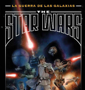 'La Guerra de las Galaxias', de J.W. Rinzler y Mike Mayhew