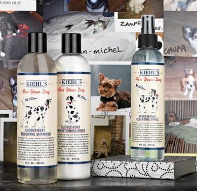 Cosmética canina y equina de Kiehl's: Porque ellos también lo valen