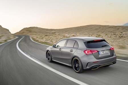 Mercedes Benz Clase A 2018 360