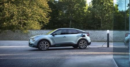 Recarga Citroën ë-C4