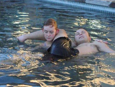 El watsu, una manera de relajarnos en el agua