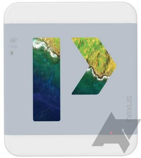 Nexus 6p Huawei Caja