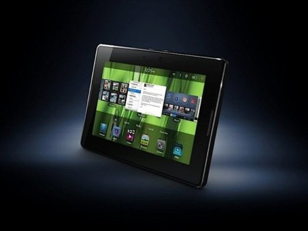 BlackBerry PlayBook, presentación oficial del tablet de RIM