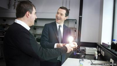 El grafeno hará lo casi imposible: que una bombilla gaste menos que una LED actual