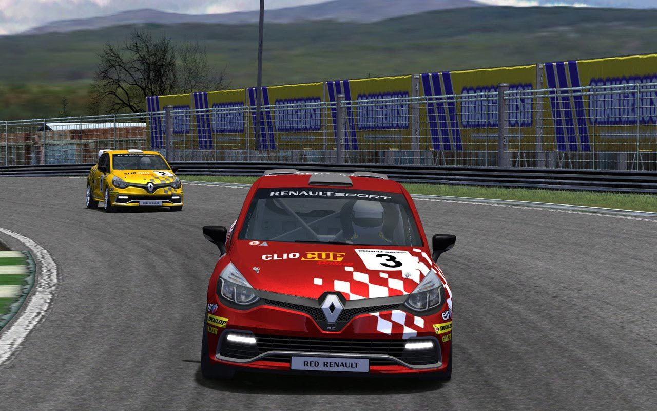 Foto de Renault Clio Cup On Line (9/24)