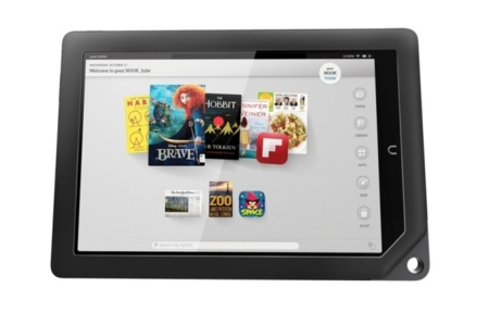 Nook HD y HD+, compitiendo con Amanzon Kindle Fire