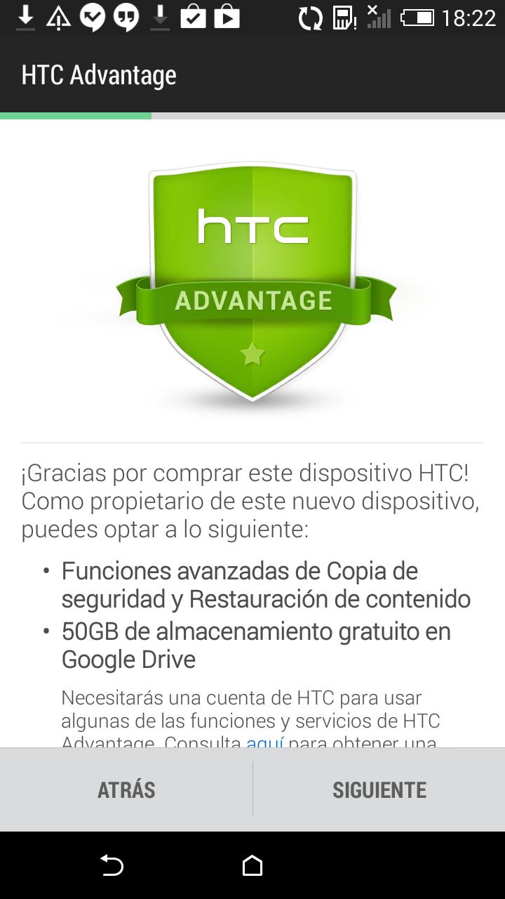 Foto de HTC Desire 816, software (8/16)