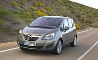 Opel Meriva, galería de imágenes, precios y equipamiento