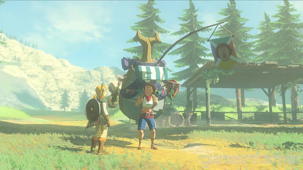 Zelda Breath Of The Wild 12