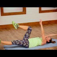 Dos ejercicios que puedes realizar en casa, para tonificar abdomen y glúteos fácilmente