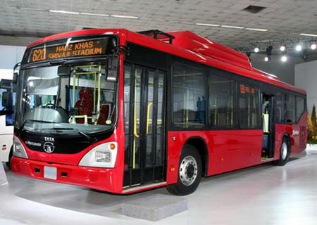 Tata planea un autobús low-cost eficiente
