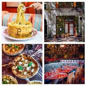 Bel Mondo: así es el enorme restaurante italiano, chic pero asequible, que ha logrado tener lista de espera abriendo en media pandemia