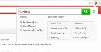 Integra DuckDuckGo con Chrome utilizando su extensión oficial