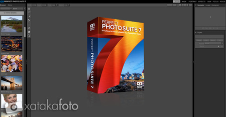 Perfect Photo Suite 7, toma de contacto
