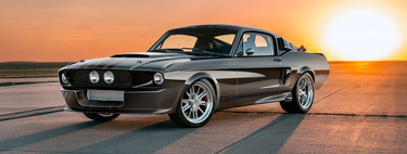 Ford Mustang Shelby GT500CR Carbon Edition, solo 25 unidades con aroma a leyenda instantánea