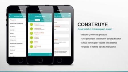 story planner aplicación