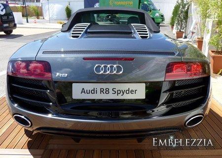 Audi R8 Spyder, mi próximo descapotable