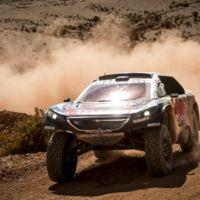 Carlos Sainz logra por fin la victoria y ya apunta al liderato del Dakar