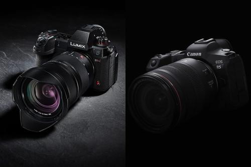 Panasonic Lumix S1H o Canon EOS R5: ¿Se viene una lucha por el trono a la mejor mirrorless para producciones audiovisuales?