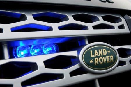 Land Rover Discovery 4 Blindado