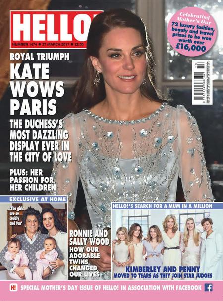 Kate in Paris I