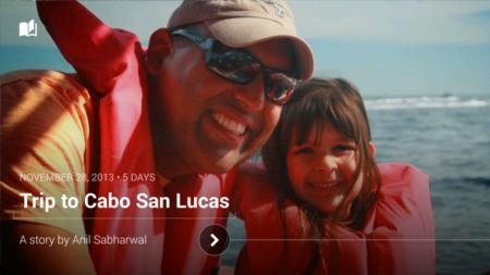 Google presenta 'Stories', la organización automática de fotos y video en Google+
