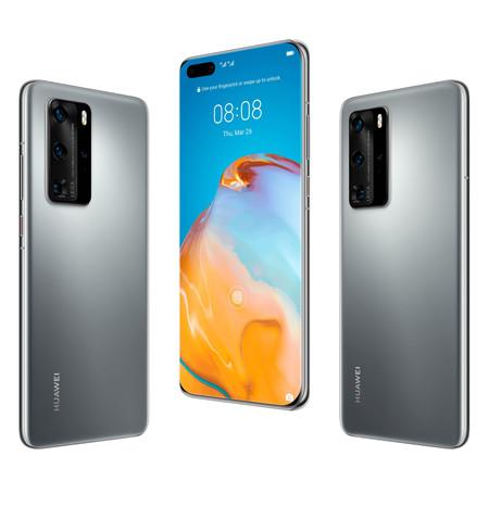 Los Huawei P40 y P40 Pro filtrados casi al completo: apuesta por los 50 megapíxeles y zoom de hasta 50 aumentos