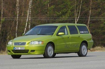 Volvo y su vehículo compatible con 4 tipos de combustible