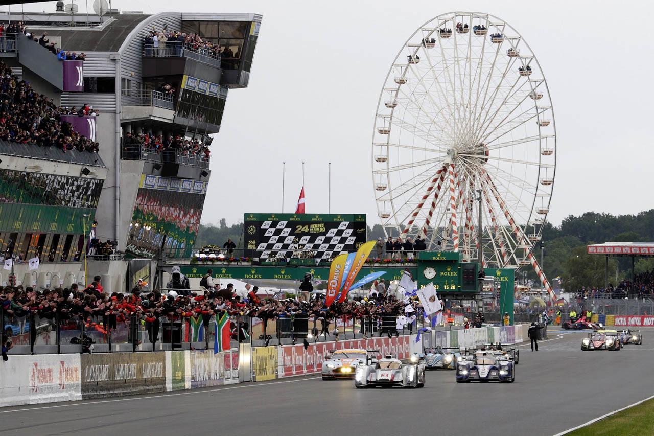 Foto de 24 horas de Le Mans 2013: Homenaje a Audi (99/100)