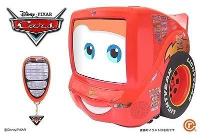 Televisores Combo de la película Cars