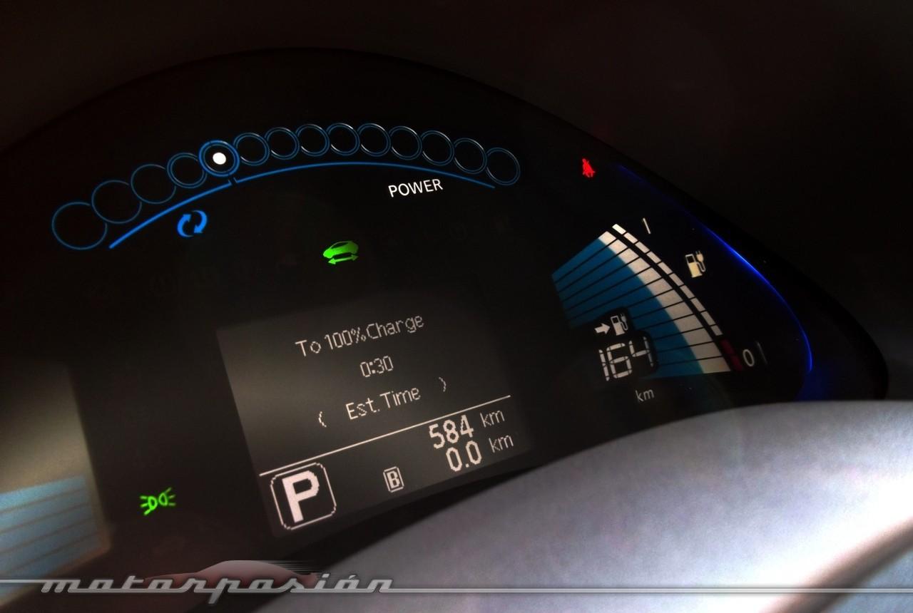 Foto de Nissan Leaf (presentación) (31/58)