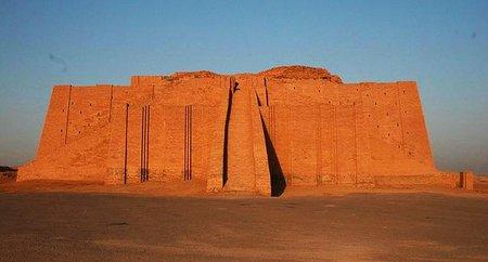 Se descubre un Templo perdido en Ur, Irak