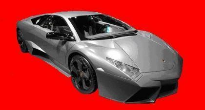 Tú también puedes tener un Lamborghini Reventón, aunque de palo