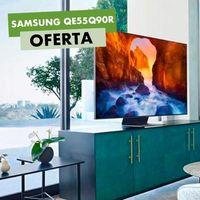 Samsung QE55Q90R: una smart TV de gama alta que, en MiElectro te costará 400 euros menos que en otras tiendas