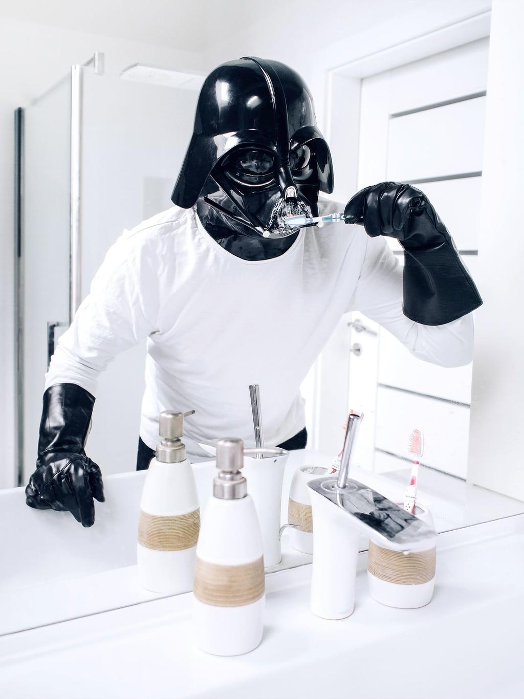 Daily Life Of Darth Vader 15