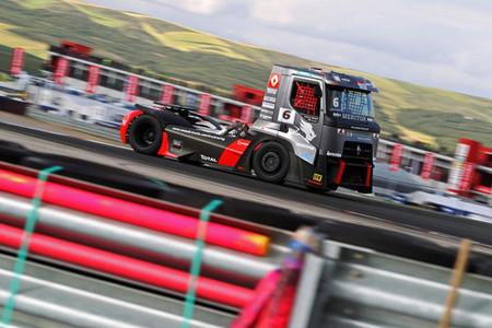 MAN y Renault se hacen con las victorias en el Circuito de Navarra
