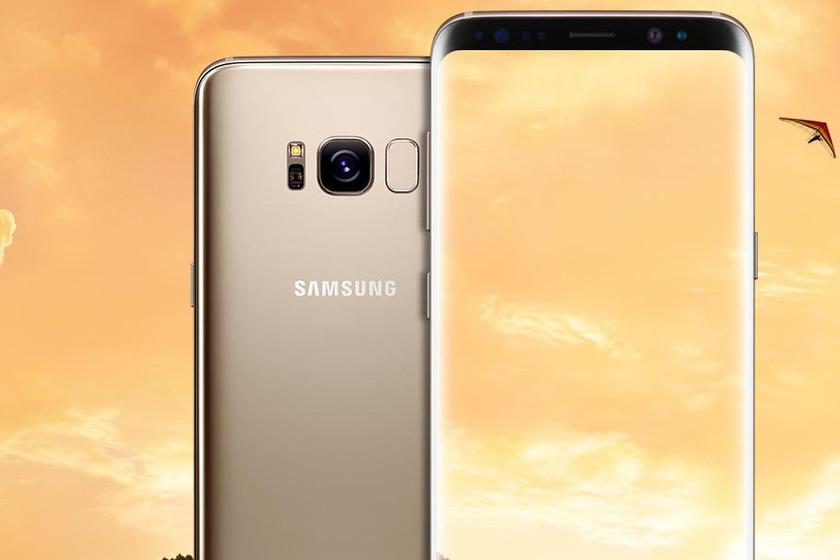 Samsung Galaxy S8 Plus a precio de Black Friday: 499,99
