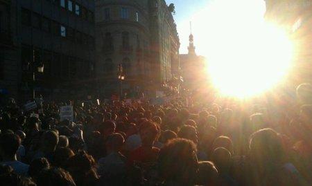 La revuelta de Sol hace brillar a España #live15O