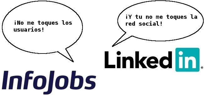 Infojobs incorpora el perfil público de los candidatos para competir con LinkedIn