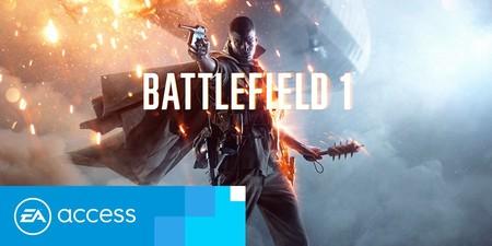 Battlefield 1 ya está disponible  para todos los suscriptores EA Access y Origin Access